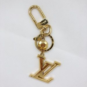 Authentic Louis Vuitton LV Facettes Bag Charm